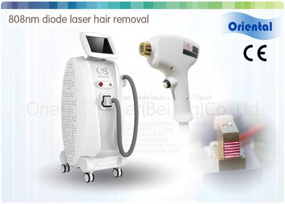Macchina personale di depilazione del laser a diodi per l'ascella fornitore
