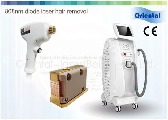De Machine van de het Haarverwijdering van Underarms van de diodelaser voor Huis leverancier