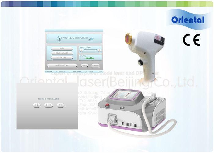 Dispositivi per i generi di rimozione dei capelli del laser