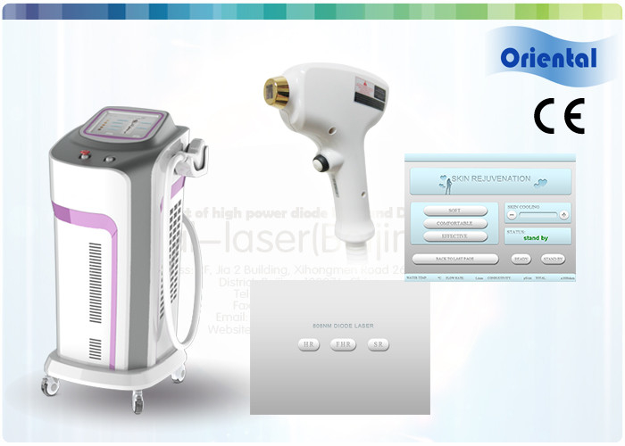 shr diode laser hair removal machine permanent hair removal