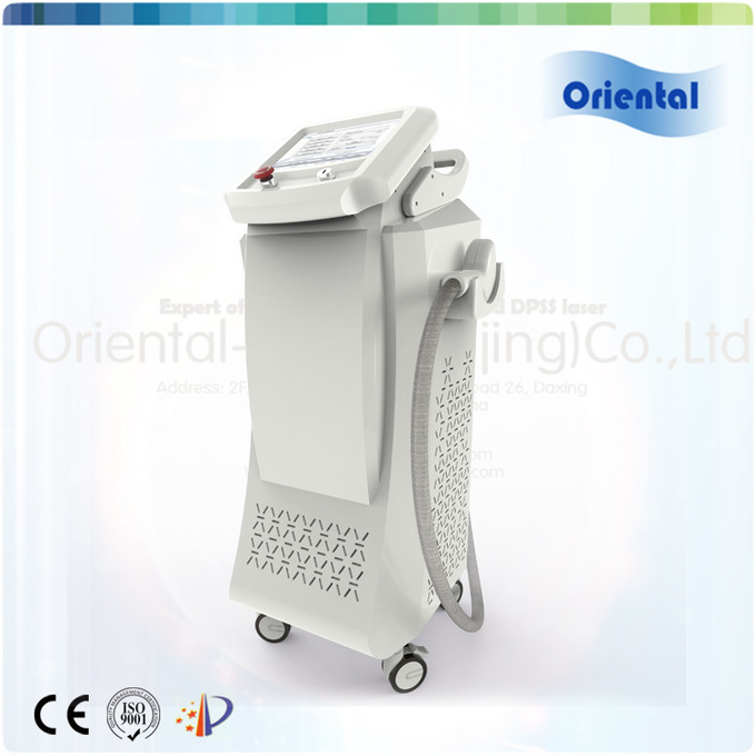 CE Approved Laser Hair Removal Home Machine For Whole Body , 2000W Power Supply